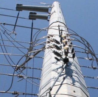 Sabre_Power and Utility Infrastructure_Power Transmission Poles