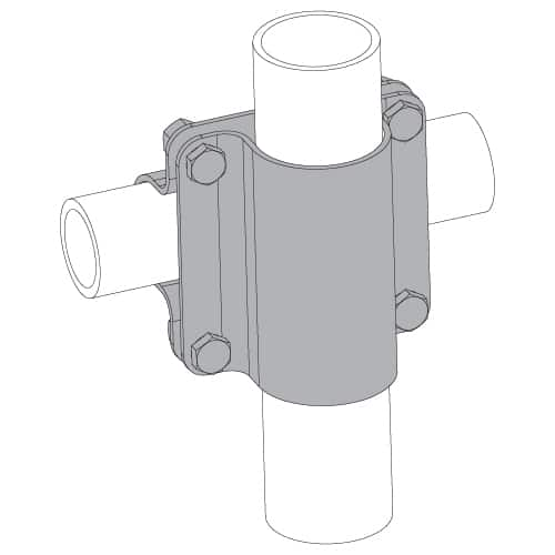 Crossover Clamps
