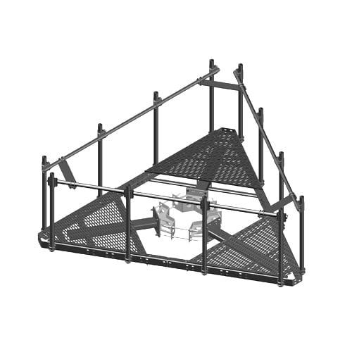Platform Handrail Kits
