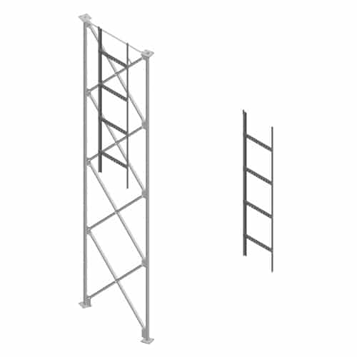 Waveguide Ladders