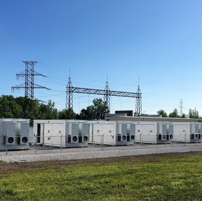 Energy Storage Enclosures/Cabinets